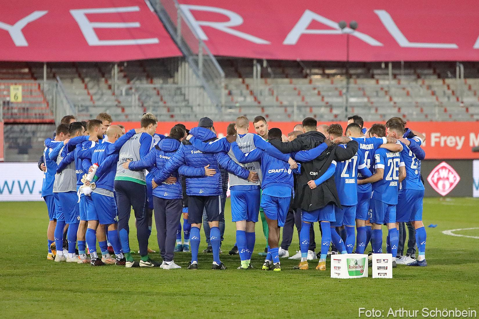 Wer dem SV Darmstadt 98 noch bleibt …