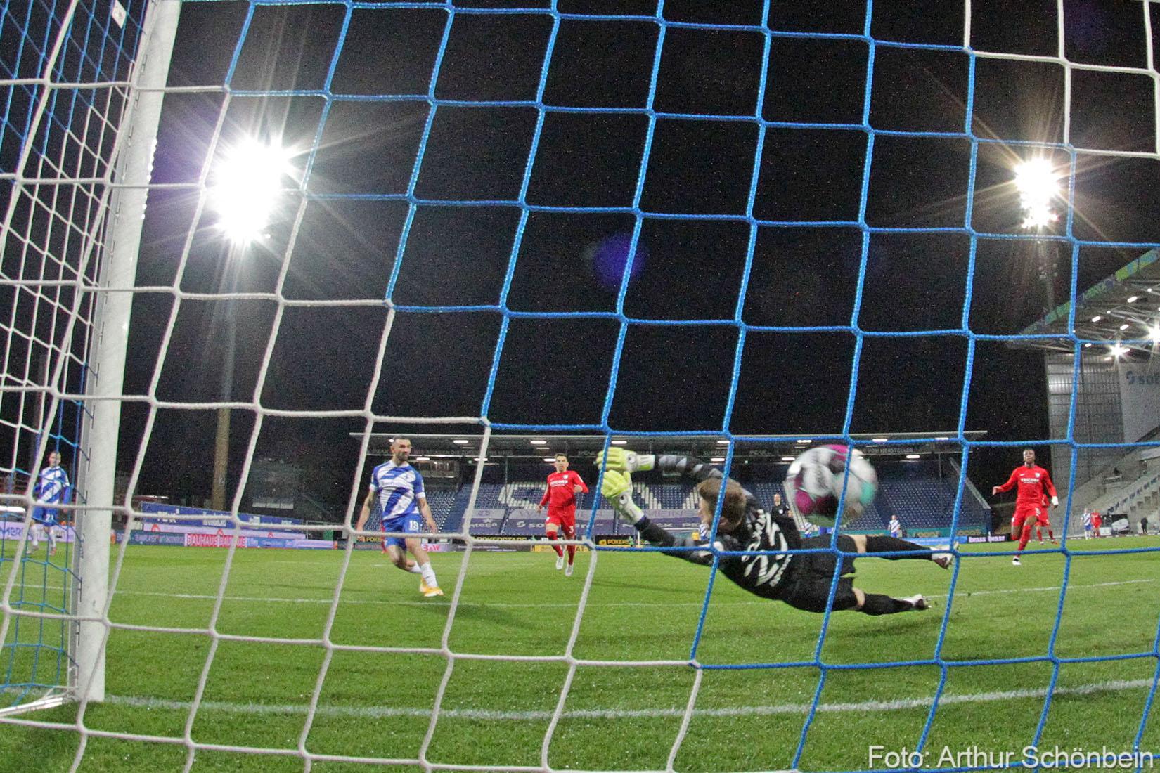 Unsere Bilder vom Spiel gegen den VfL Bochum