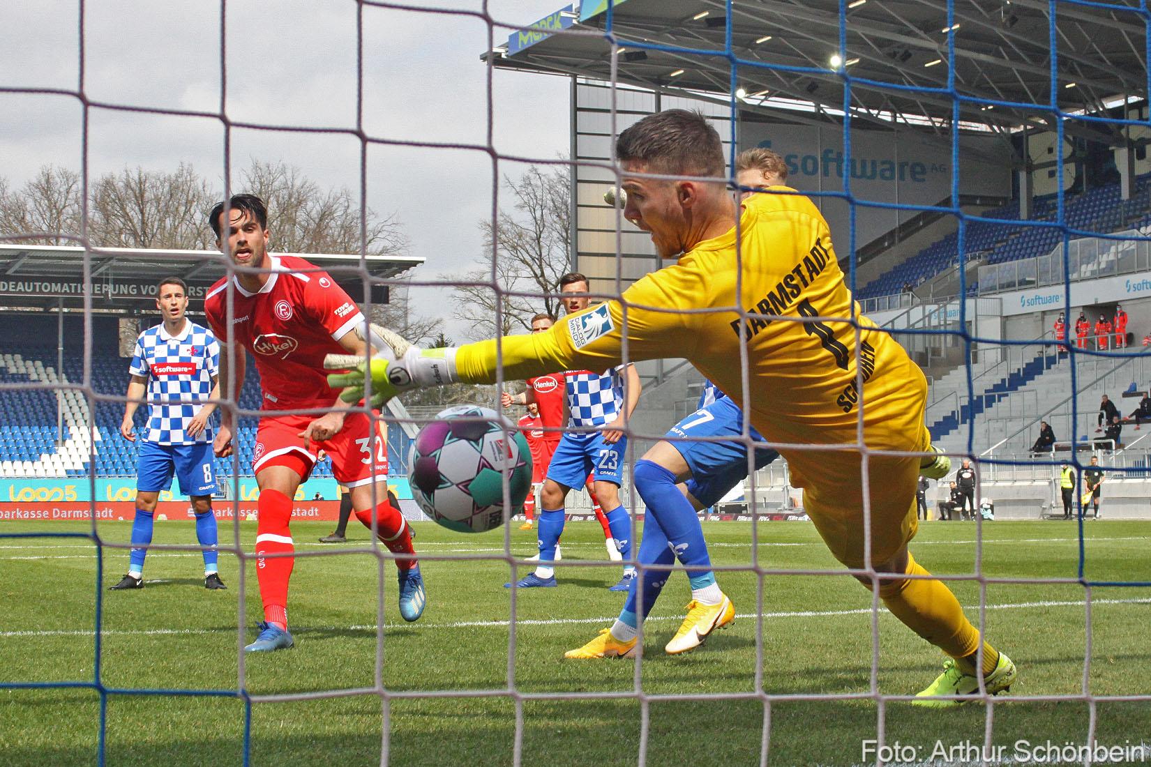 Unsere Fotos vom Spiel gegen Fortuna Düsseldorf