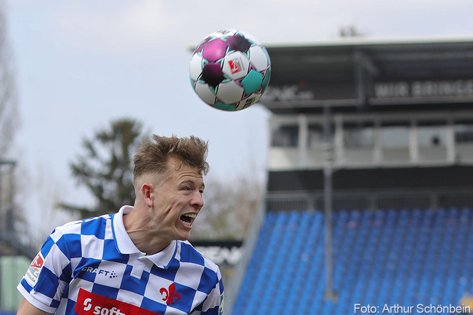 Anfang sieht kein Mentalitätsproblem beim SV Darmstadt 98