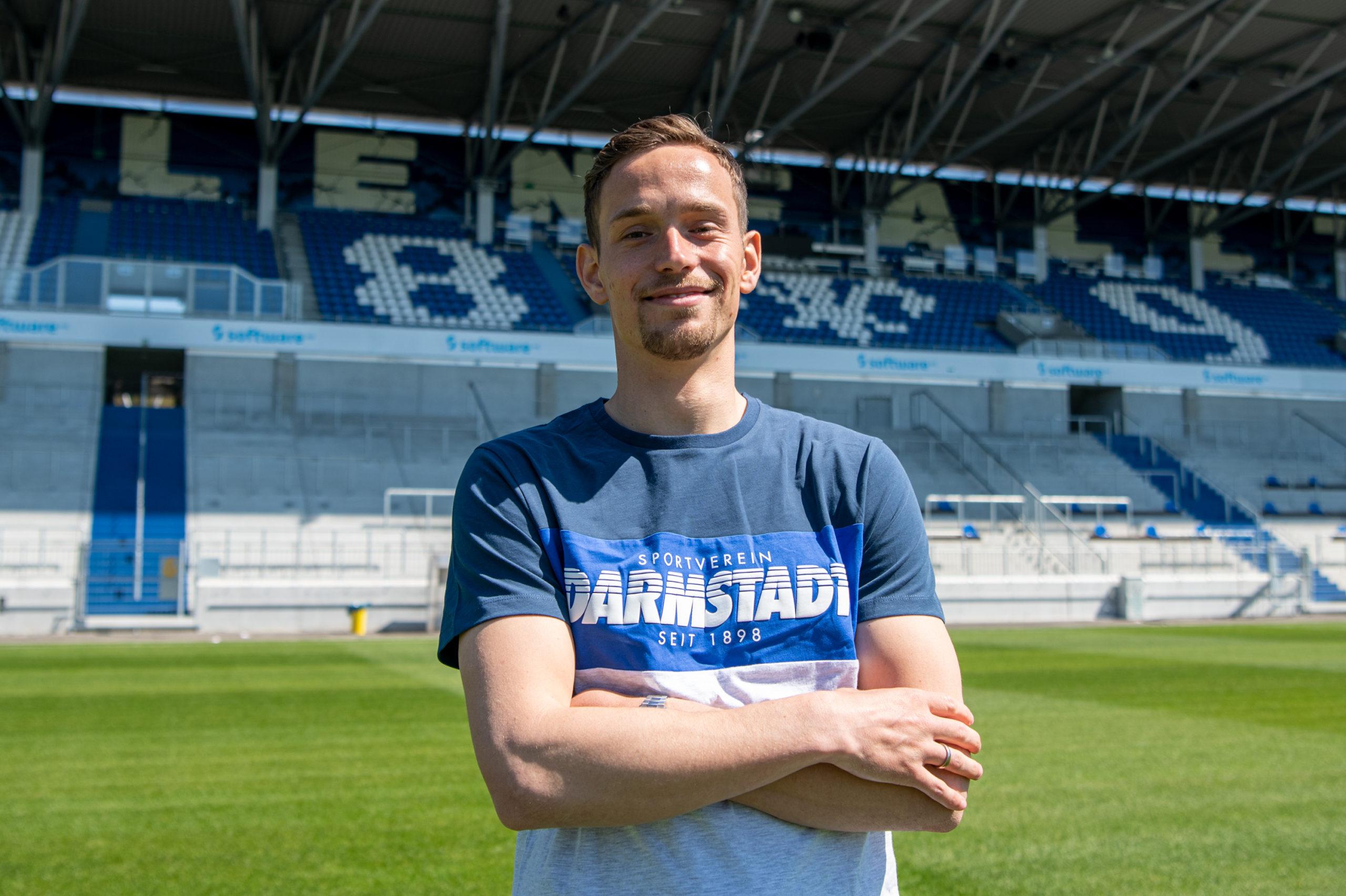 Jannik Müller setzt Dresdner Tradition in Darmstadt fort