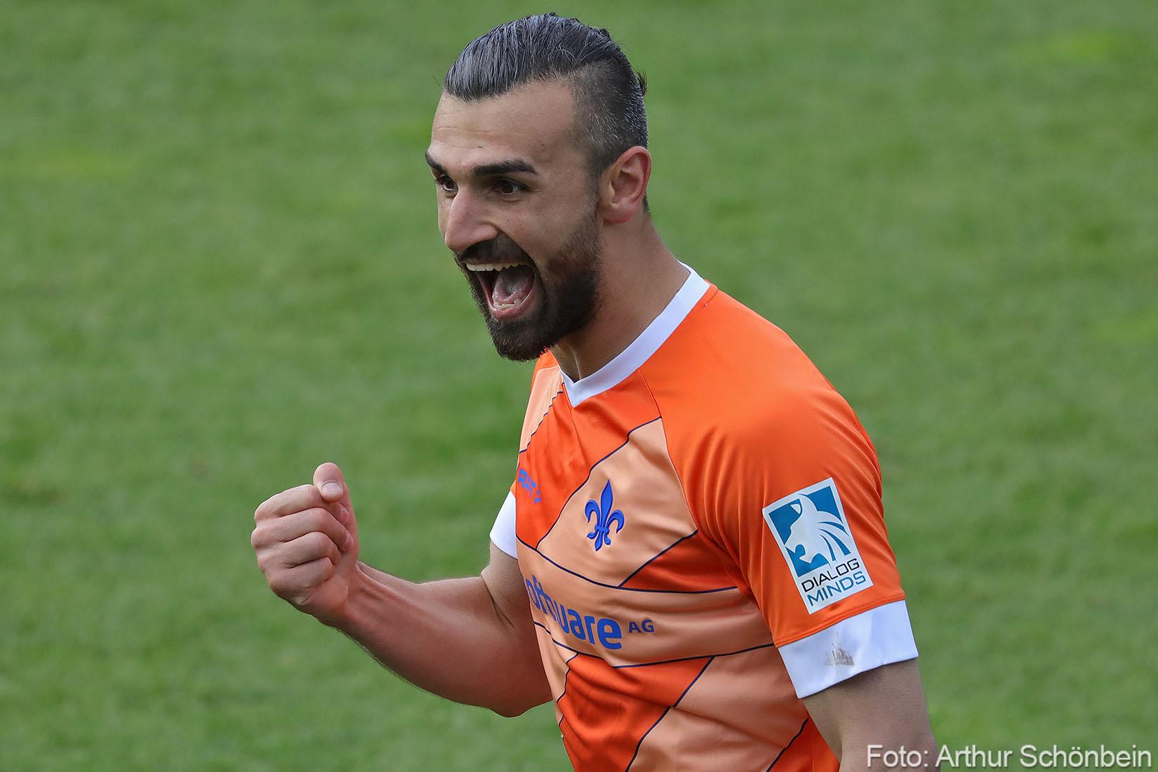 Der Lilien-Spieler der Saison: Serdar Dursun – wer sonst!