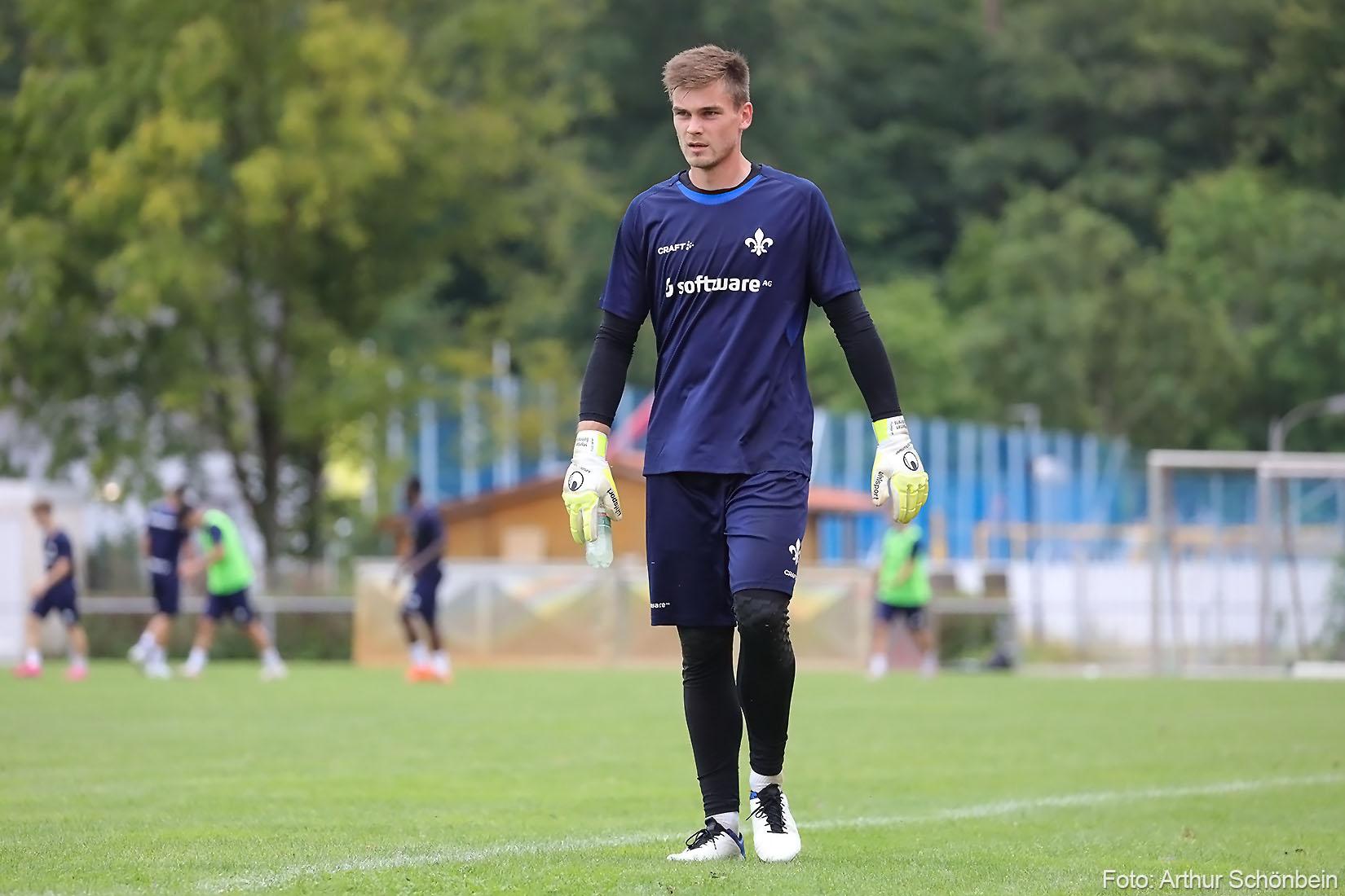 Morten Behrens vor dem nächsten Schritt