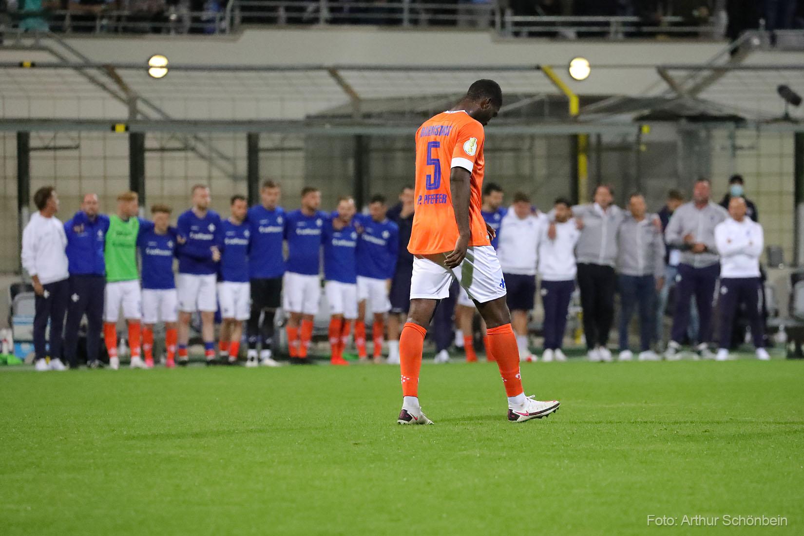Unsere Bilder vom Spiel gegen 1860 München