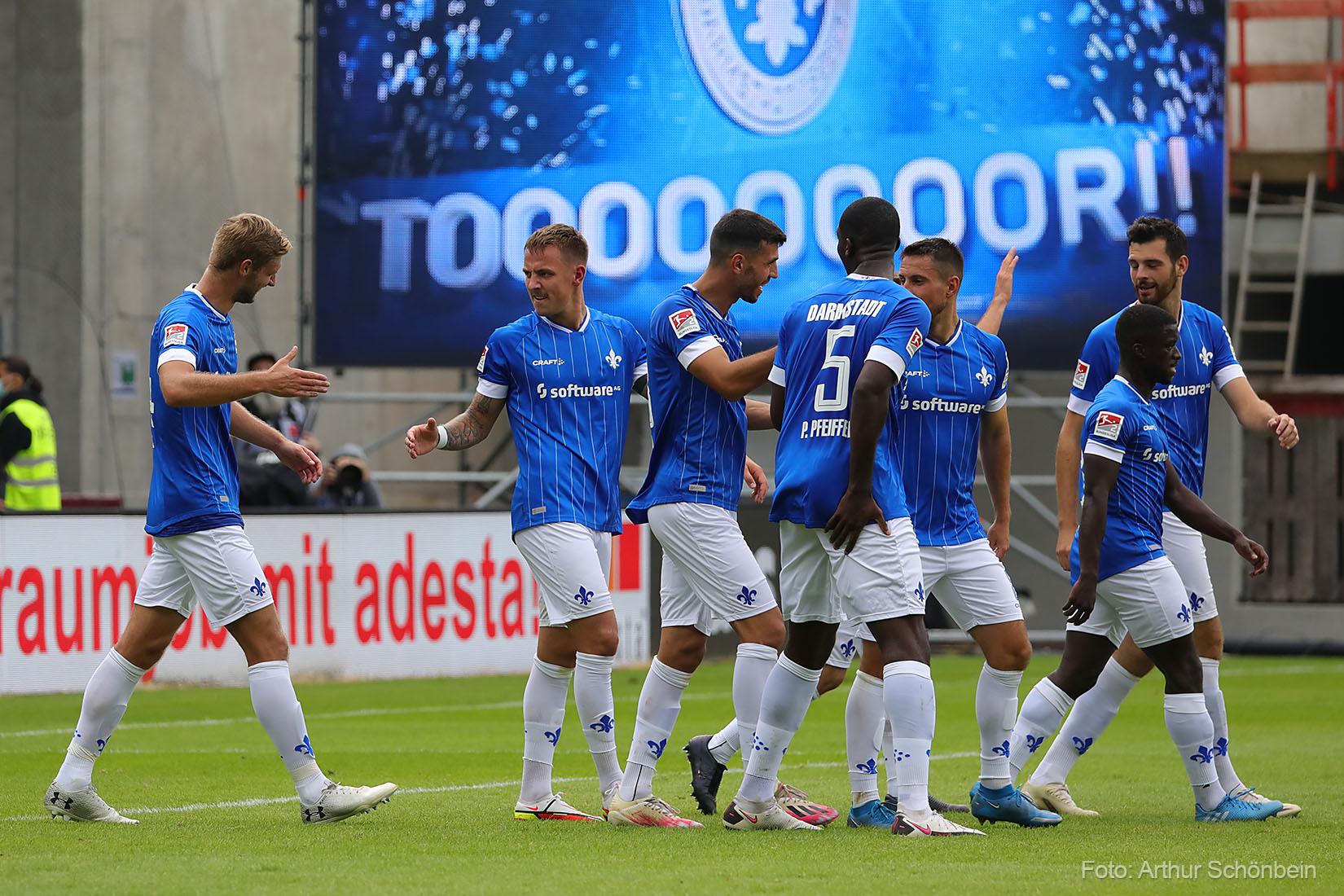 Unsere Bilder vom Spiel gegen Hannover 96