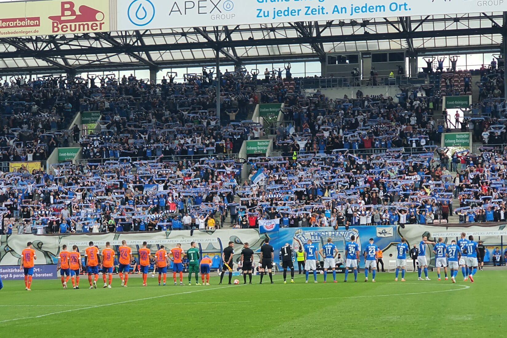 Hansa Rostock – SV Darmstadt 98 2:1 (1:0)